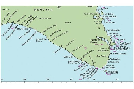 map of menorca beaches » Path Decorations Pictures | Full Path ...