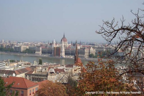 Buda - from Pest