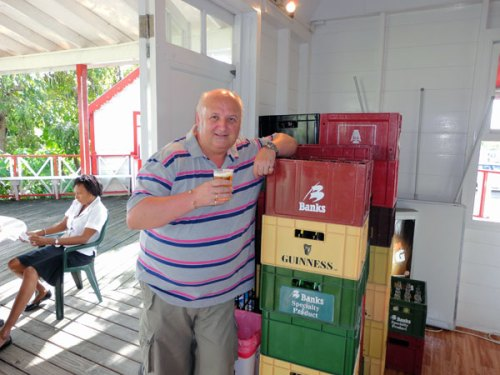 Tolfalas - at Banks Brewery, Barbados
