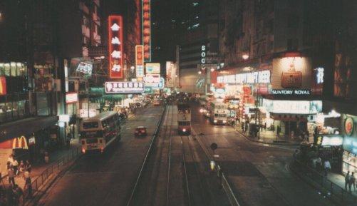 Causeway Bay, Hong Kong @ Tolfalas.com