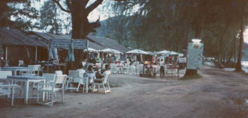 'Cafe Octopus' - Phuket