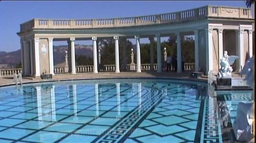 Pool at Hearst Castle @ Tolfalas.com