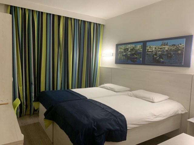 Room 210 - Hotel Santana, Qawra