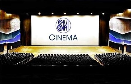 SM Mall of Asia Cinema