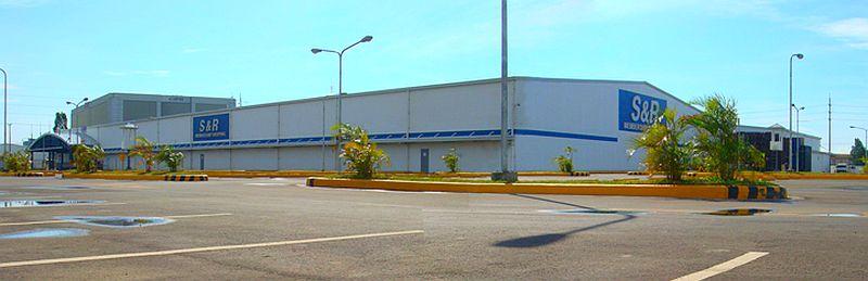 s and r cebu shopping center