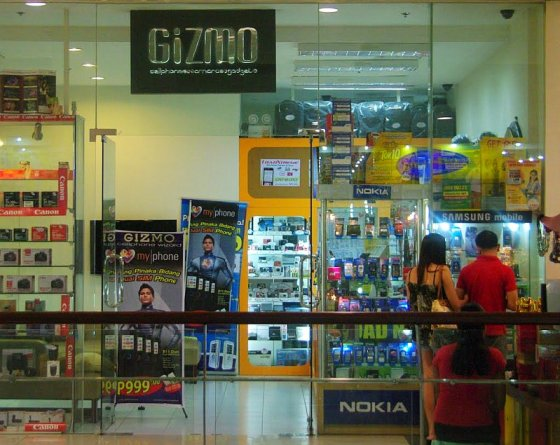 GIZMO Robinsons Cybergate Cebu - Apple iphone accessories