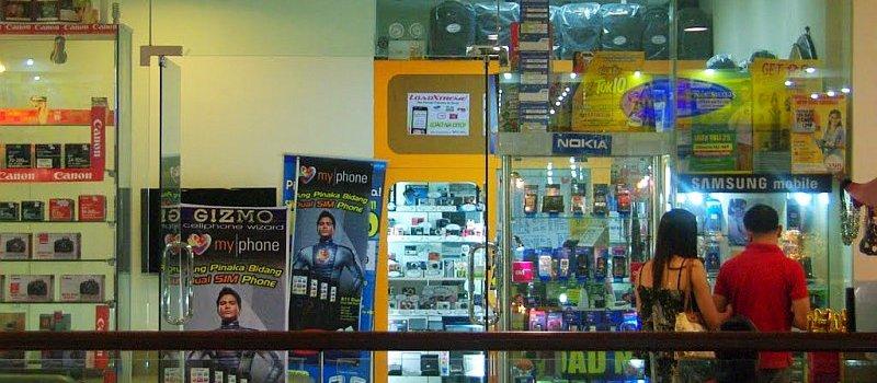 GIZMO Robinsons Cybergate Cebu - Apple iphone accessories