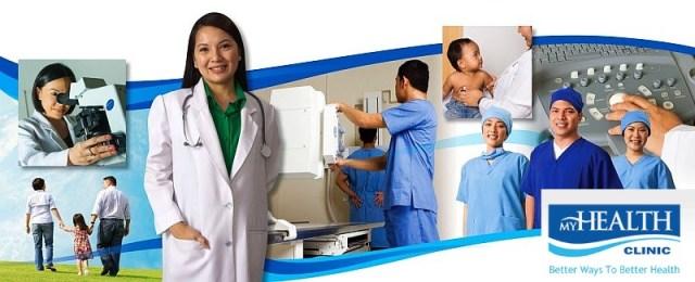 My Health Care Services Robinsons Cybergate Cebu