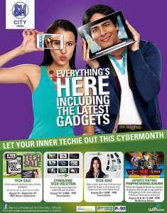 SM City Cebu apple iphone store gadgets sale