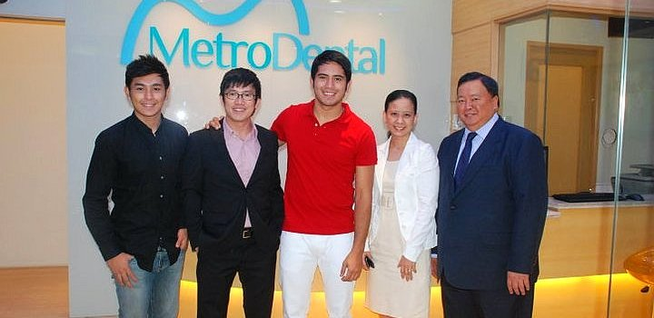 metro dental health care clinic- robinsons cybergate cebu