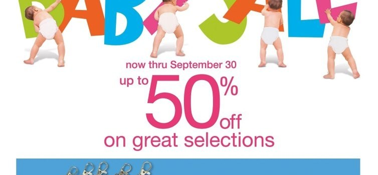 Baby Care Products Accessories on Store Sale