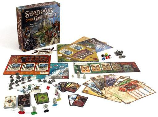 Cooperative Board Games – We All Win or Lose