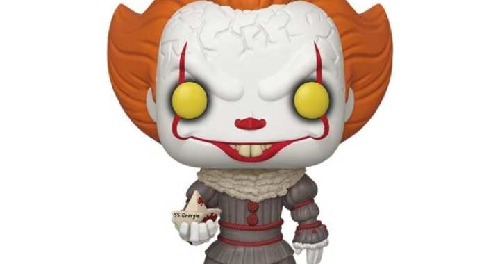 IT CHAPTER TWO FUNKO POPS COMING OUT SOON!
