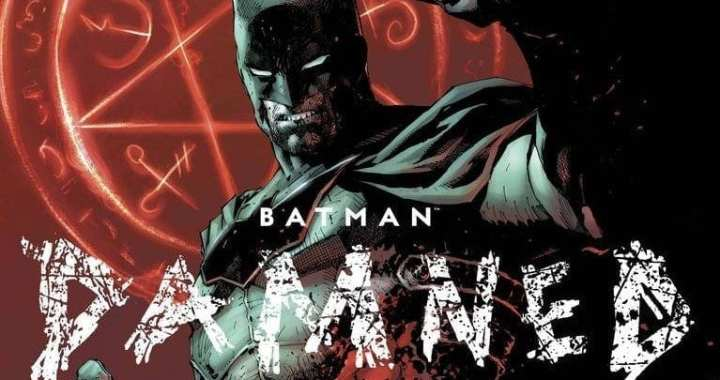 Batman: Damned Hardcover Trailer Released By DC