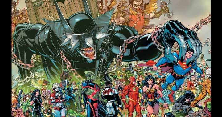 6 DC Heroes Become Nightmares for Batman & Superman After Being Corrupted