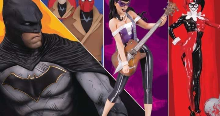 New DC Collectibles from September PREVIEWS