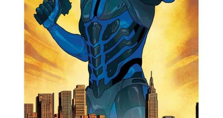 The Visitor Arrives in a Brand-New Series From Paul Levitz and MJ Kim