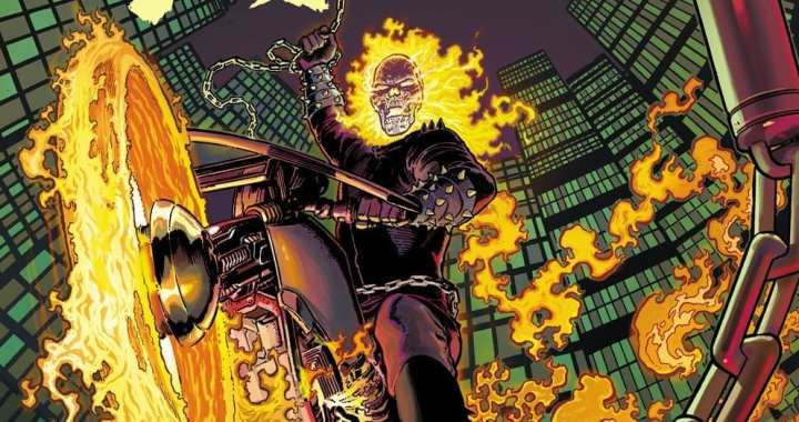 Marvel Revs Up a Trailer for Ghost Rider #1