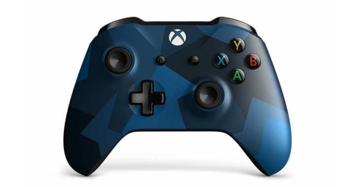 New Xbox One Controller Revealed