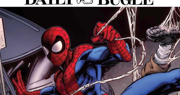 New Daily Bugle Series Spinning Out of Amazing Spider-Man