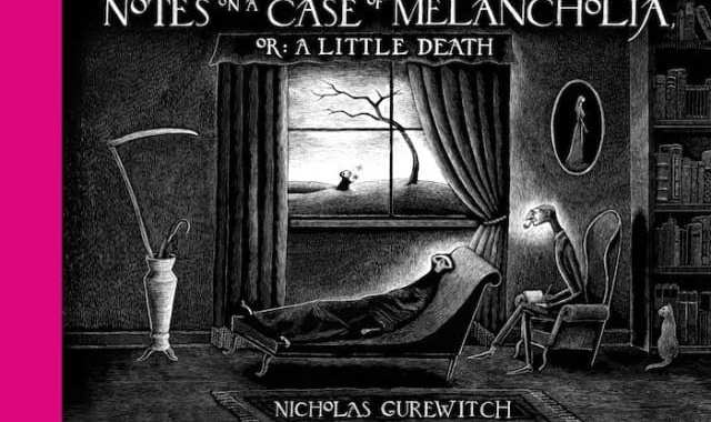 Dark Horse to Publish Notes on a Case of Melancholia, or: A Little Death