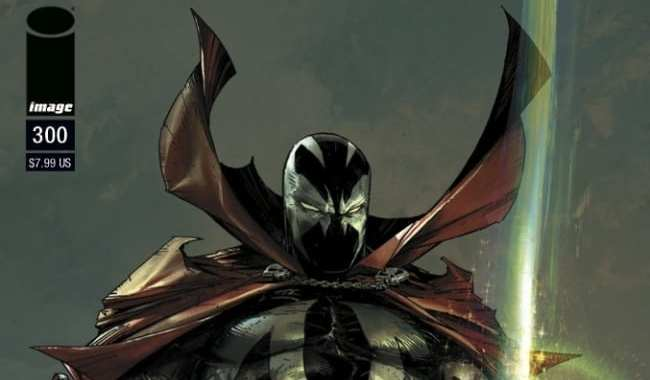 'SPAWN' #300 TOPPED THE LIST IN SEPTEMBER!