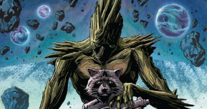 PREVIEW GUARDIANS OF THE GALAXY #10