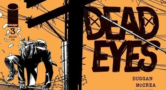 UPCOMING DEAD EYES RELEASE TO FEATURE ALL NEW MATERIAL THIS DECEMBER