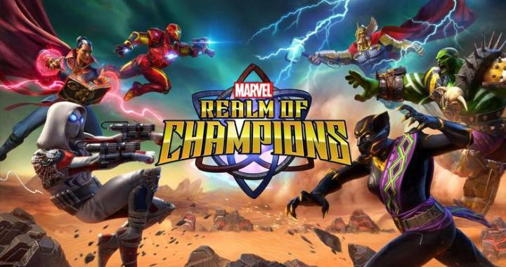 NYCC 2019: All-New 'MARVEL Realm of Champions' Game Announced