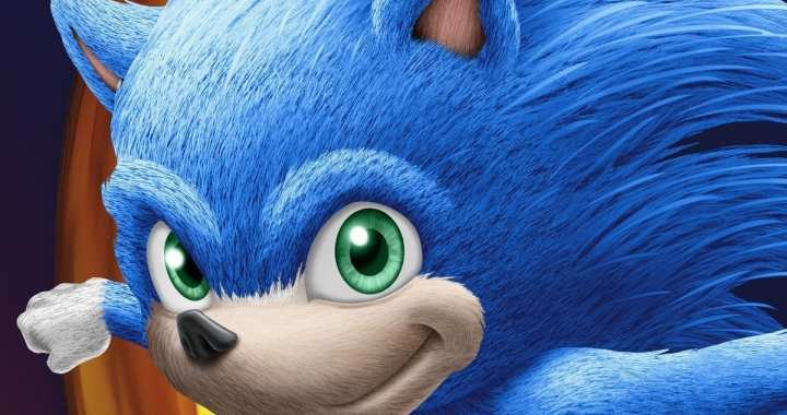 Sonic Redesign Spotted