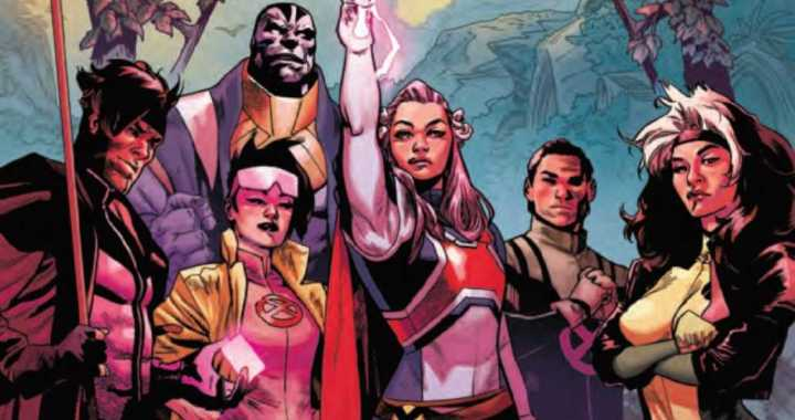 A New Dawn is Forged in the Excalibur #1 Trailer