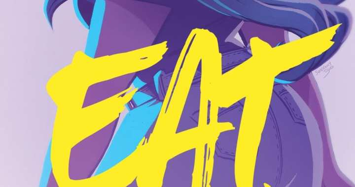 Your First Look at Eat, and Love Yourself From BOOM! Studios