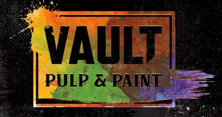 Vault Announces Pulp and Paint, a New Line of Pulp-Inspired Variant Covers for 2020