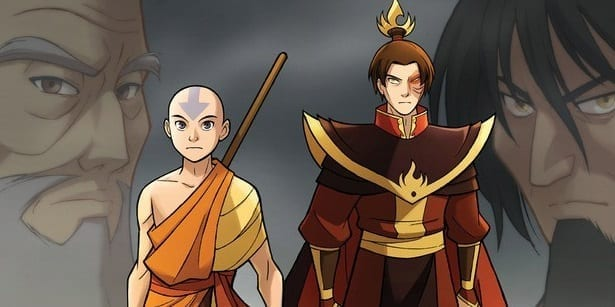 Dark Horse to Publish Avatar: The Last Airbender – The Promise in Omnibus Format