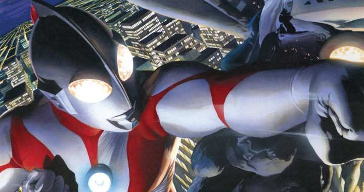 Marvel Entertainment and Tsuburaya Productions Team up to Publish Ultraman Comics