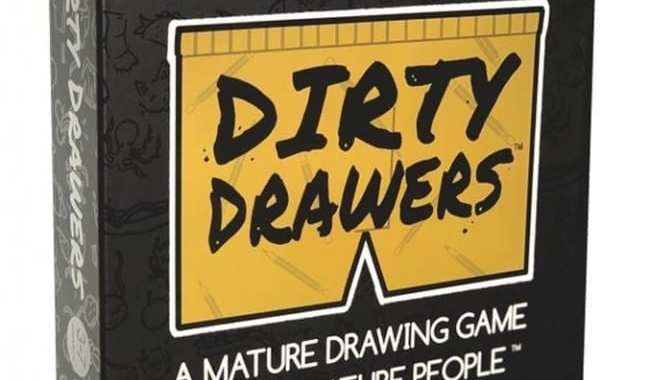 HIT POINT SALES WILL RELEASE 'DIRTY DRAWERS' PARTY GAME