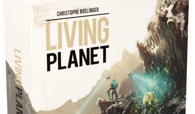 LEAD AN EXPEDITION TO THE 'LIVING PLANET'