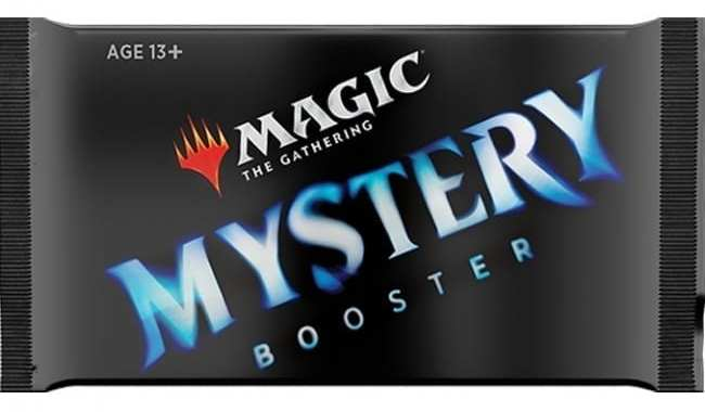 WIZARDS OF THE COAST UNVEILS 'MAGIC: THE GATHERING MYSTERY BOOSTER'