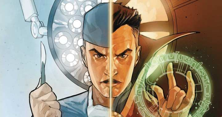 Make Your Appointment to See Dr. Strange with the Dr. Strange #1 Trailer