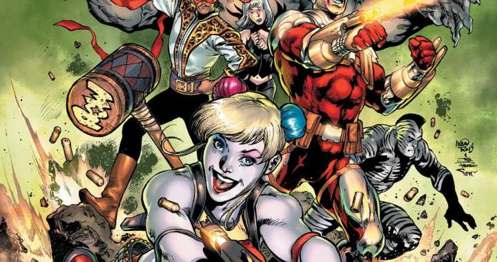 Sneak Peek Tom Taylor and Bruno Redondo's New Task Force X from Suicide Squad #1