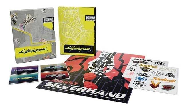 "Dark Horse Books and CD Projekt Red Announce ""The World of Cyberpunk 2077"" Deluxe Edition"