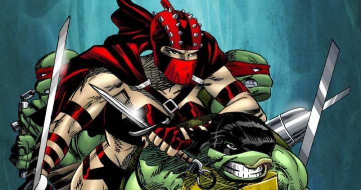 Teenage Mutant Ninja Turtles: Urban Legends Unveils its Long-Lost Comic Book Finale