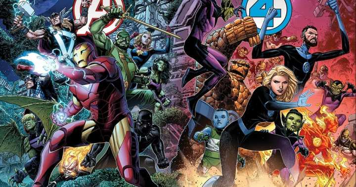 Two All-New Empyre #0 Issues Illuminate Marvel's Biggest 2020 Event