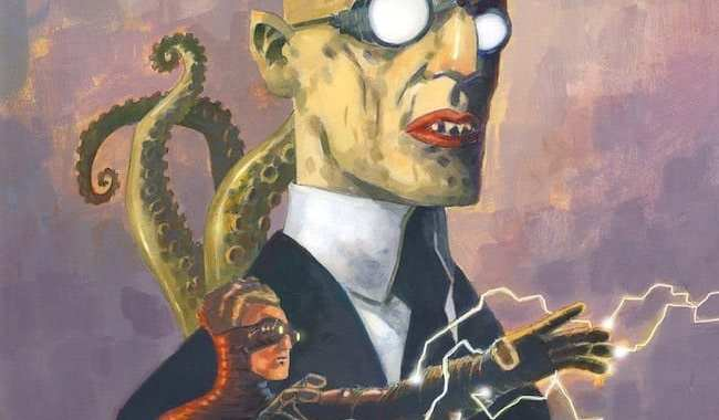 The World of Black Hammer To Release As New Library Edition