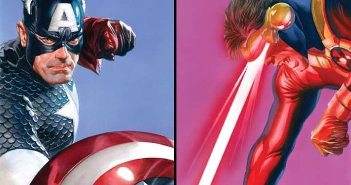 Kurt Busiek's Marvels Snapshots Continues in April With Captain America and X-Men