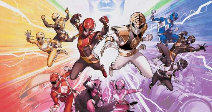 A Fan-Favorite Character Returns in Mighty Morphin Power Rangers #50