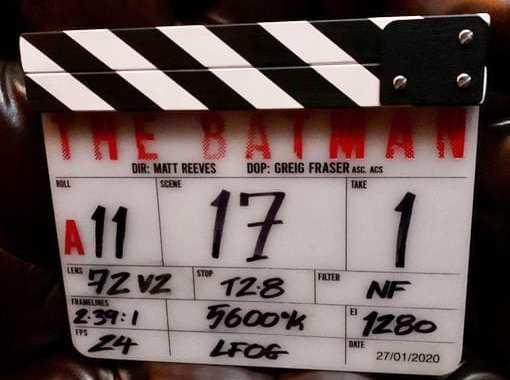 The Batman Begins Principal Photography, Final Cast Announced