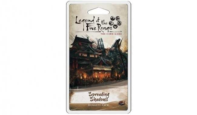 FANTASY FLIGHT GAMES' NEW 'LEGEND OF THE FIVE RINGS' DYNASTY PACK