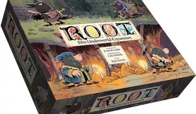 LEDER GAMES ANNOUNCES 'ROOT: THE UNDERWORLD'