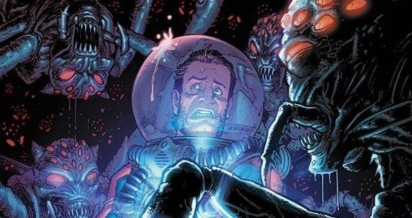 Image's Fear Agent Blasts Off for New Amazon Series